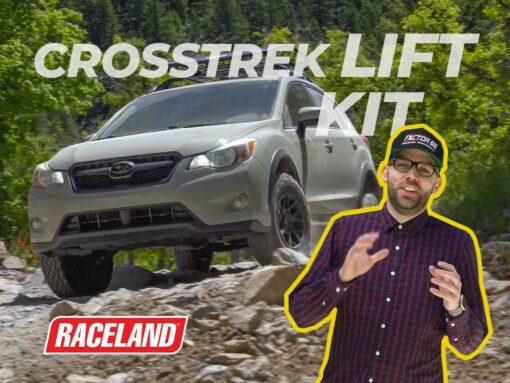 subaru crosstrek 2 lift kit 2013 2017 raceland subaru crosstrek 2 lift kit 2013 2017