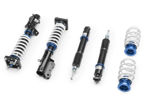 Ford Mustang Primo Adj Damping Coilovers (2005-2014)