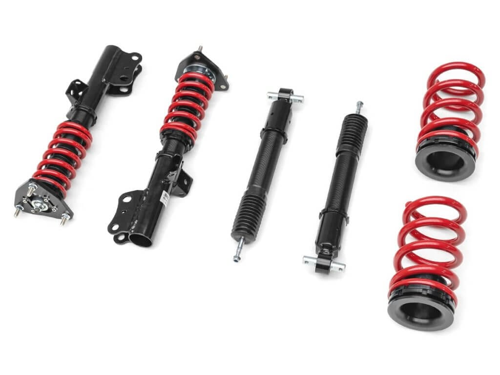 Ford Mustang Classic Coilovers (2015+)