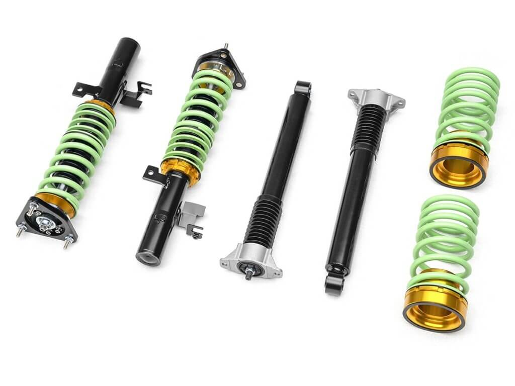 Ford Focus ST Ultimo Coilovers (2013-2018)