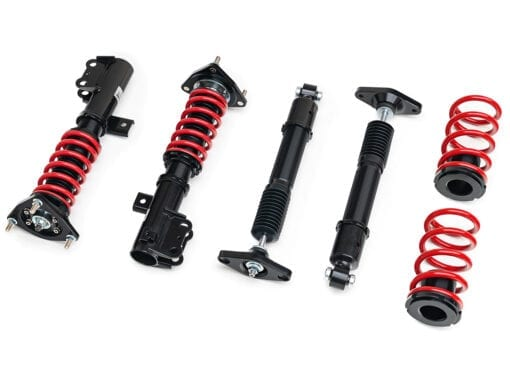 Genesis Coupe Coilovers
